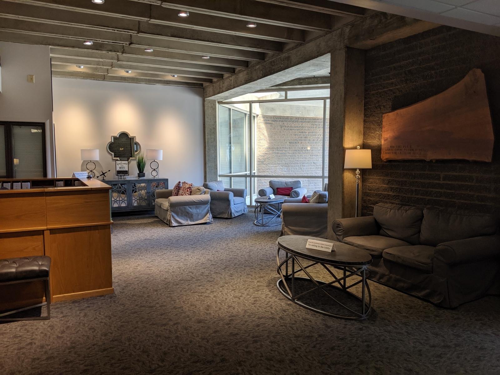 Upper Level Lobby