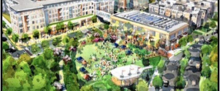 Are you curious about the Village Center Redevelopment?