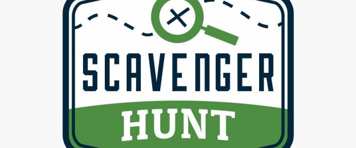 The Spring Scavenger Hunt is Here!