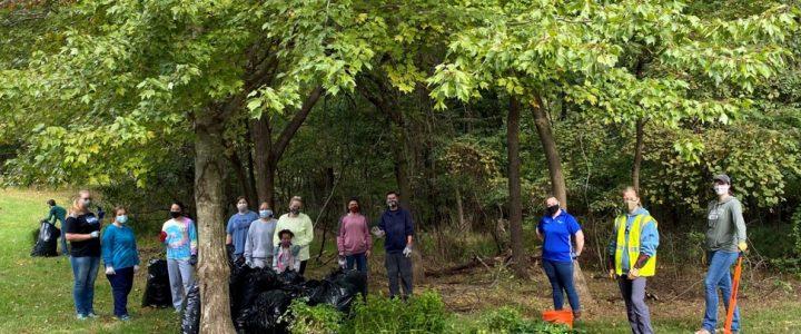 Weed Warriors Invasive Plant Clean-ups